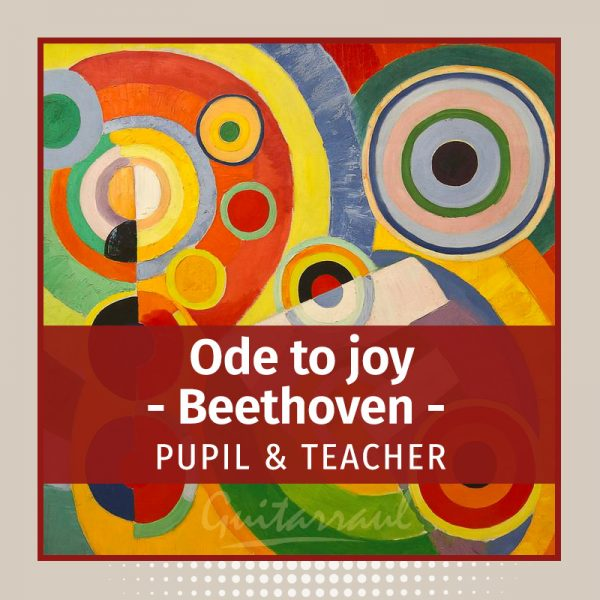 Ode to joy (Beethoven) FREE - Guitarraul